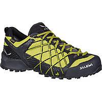 Кроссовки Salewa MS Wildfire GTX 63487 0497 - 46 Желтый с черным