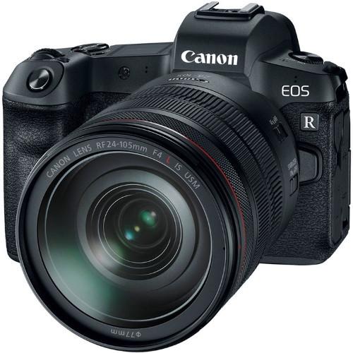 Фотоаппарат Canon EOS R kit RF 24-105mm + MT ADP EF-EOSR Гарантия от производителя