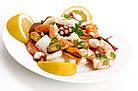 Салат з морепродуктів Insalata di Mare Vallepiu, 1 кг., фото 2