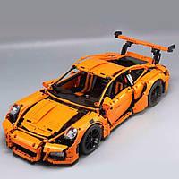 Конструктор Decool 3368 А Technic Спорт Кар Porsche 911 GT3 RS 2728 деталей, фото 1