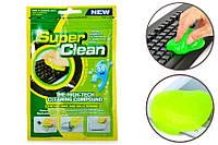 Гель для чистки клавиатуры SuperClean