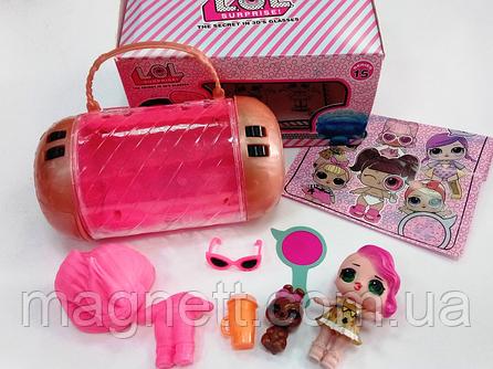 Кукла L.O.L. в капсуле 15 серия