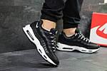 Кроссовки Nike 95 (черно/белые), фото 4