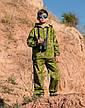 Детский костюм  для активного отдыха Лесоход  камуфляж Роса рост 116-122, фото 3