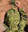 Детский костюм  для активного отдыха Лесоход  камуфляж Роса рост 116-122, фото 4
