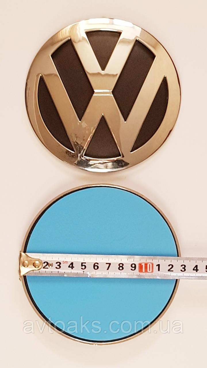 Эмблема Volkswagen Caddy/ Jetta диам. 128 мм.