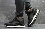 Зимние ботинки Nike Air (черно/белые) ЗИМА, фото 5