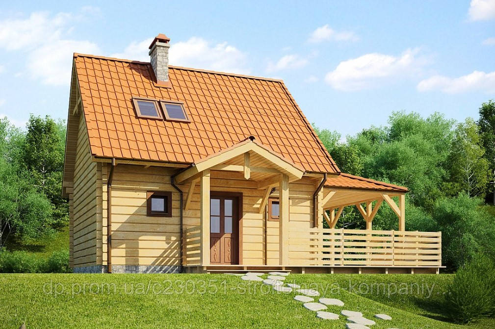 Проект дома uskd-30