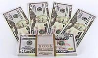 Деньги сувенирные 50 долларов