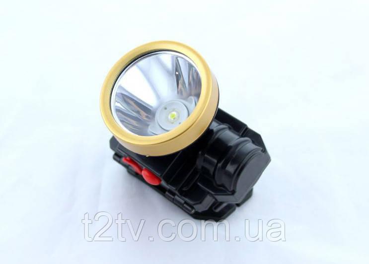 Фонарик налобный фонарь 0509C COB 300Lm