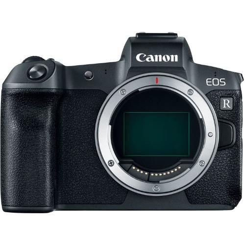 Фотоаппарат Canon EOS R Body + MT ADP EF-EOSR Гарантия от производителя / на складе