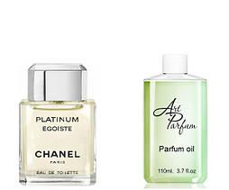 Концентрат 110 мл Egoiste Platinum Chanel