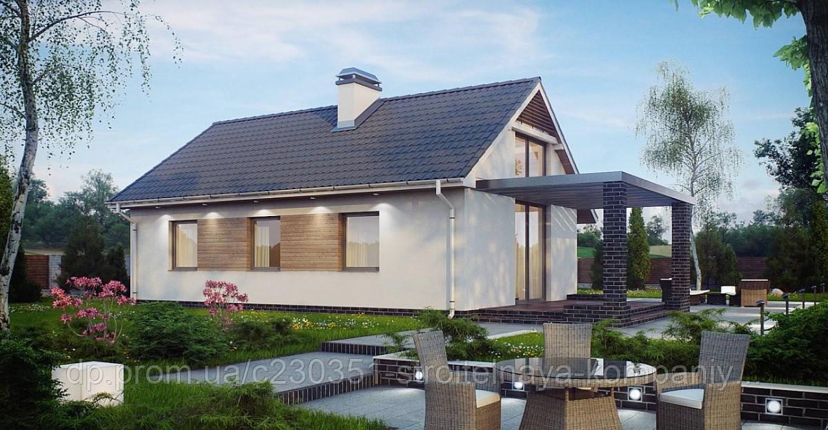 Проект дома uskd-32