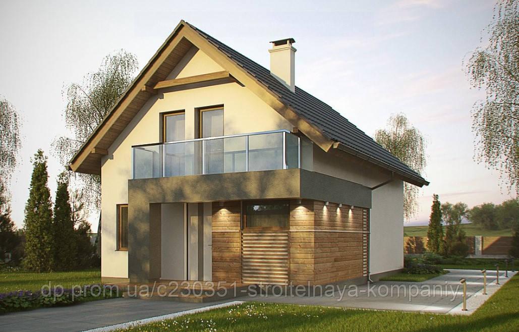 Проект дома uskd-33