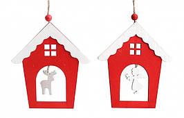 Новогоднее украшение Сказочный домик