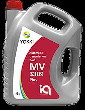 Жидкость для АКПП YOKKI IQ ATF MV 3309plus 4 л
