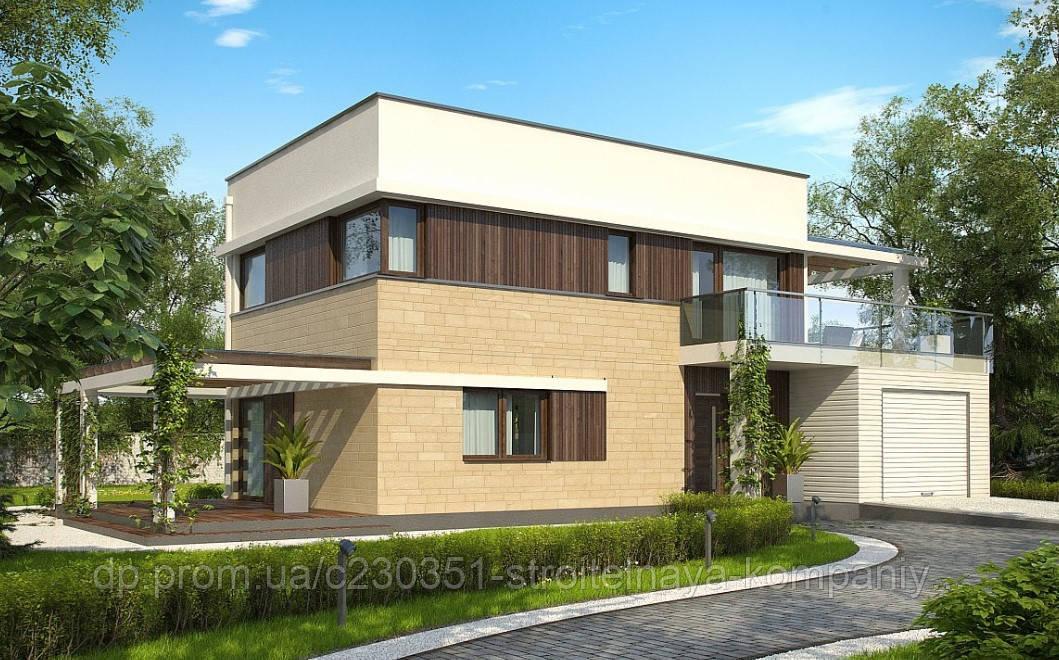 Проект дома uskd-34