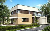 Проект дома uskd-34, фото 1