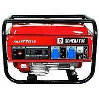 Генератор Kraftwele KW6500 4-SUW 4.5 KW