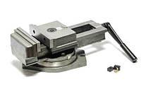 Тиски слесарные поворотные MAGNUM 136-QB 136 x 170 mm