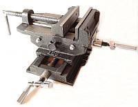 Тиски слесарные CROSS VICE 125 мм