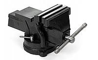 Тиски слесарные поворотные MAR-POL 200 мм с наковальней