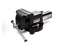 Тиски слесарные поворотные STANLEY 120 MM / 5 '' HD 830671 с наковальней