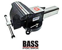 Тиски слесарные поворотные BASS POLSKA BP-3254 200 мм