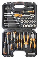 Набор инструментов HECHT 2076 76 элементов