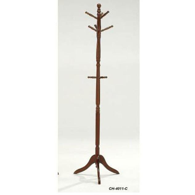 Деревянная вешалка для одежды «CH-4011-C» W-05