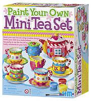 Набор для творчества Чайный сервиз 4M (00-04541), фото 1
