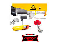 Лебедка электрическая Dragon Winch DWI 400/800