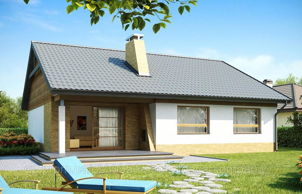Проект дома uskd-35