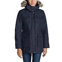 Куртка Eddie Bauer Women Westbridge Parka S Синяя (3775NV-S)