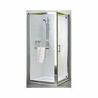 Боковая стена KOLO GEO 6 80, стекло прозрачное