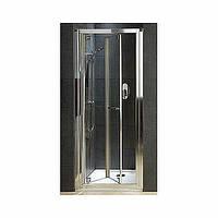 Душевая дверь KOLO GEO 6 90, ПРИЗМАТИЧЕСКОЕ СТЕКЛО