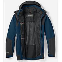 Куртка Eddie Bauer All-Mountain Shell L Синий (0995CE)