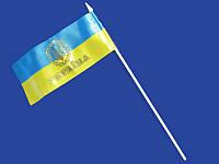Флажок с трезубцем на палочке (Флаги Украины)
