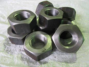 Гайка М3 ГОСТ 5915-70, ISO 4032, DIN 934, класс прочности 6.0, фото 2