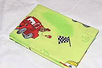 Полуторный комплект постельного белья с детской расцветкой