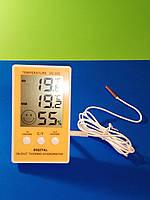 Гигрометр с термометром для помещения DC-105, фото 1