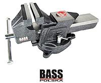 Тиски слесарные поворотные BASS POLSKA BP-9260 125 мм