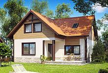 Проект дома uskd-39