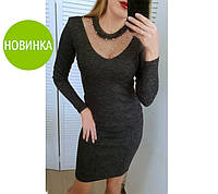 """Женское платье из ангоры """"Tina"""""""