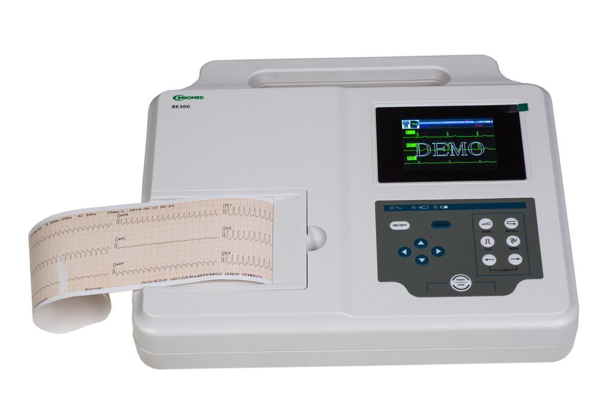 Электрокардиограф трехканальный BE 300