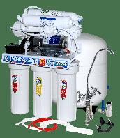 Система обратного осмоса Роса 265 с насосом и минерализатором