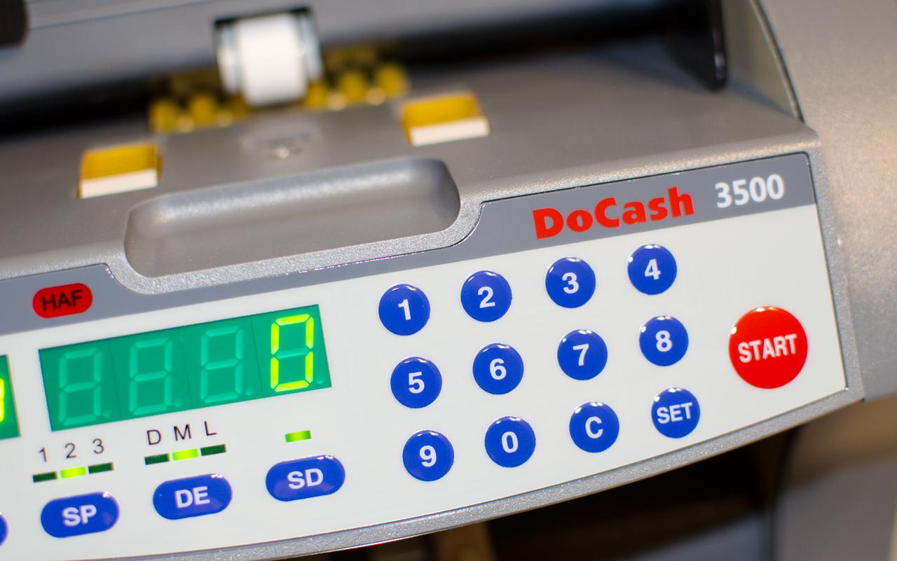 DoCash 3500 купить в Одессе и Николаеве, цена, условия покупки, гарантия.