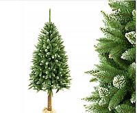 Искусственная елка на натуральном стволе 205 см