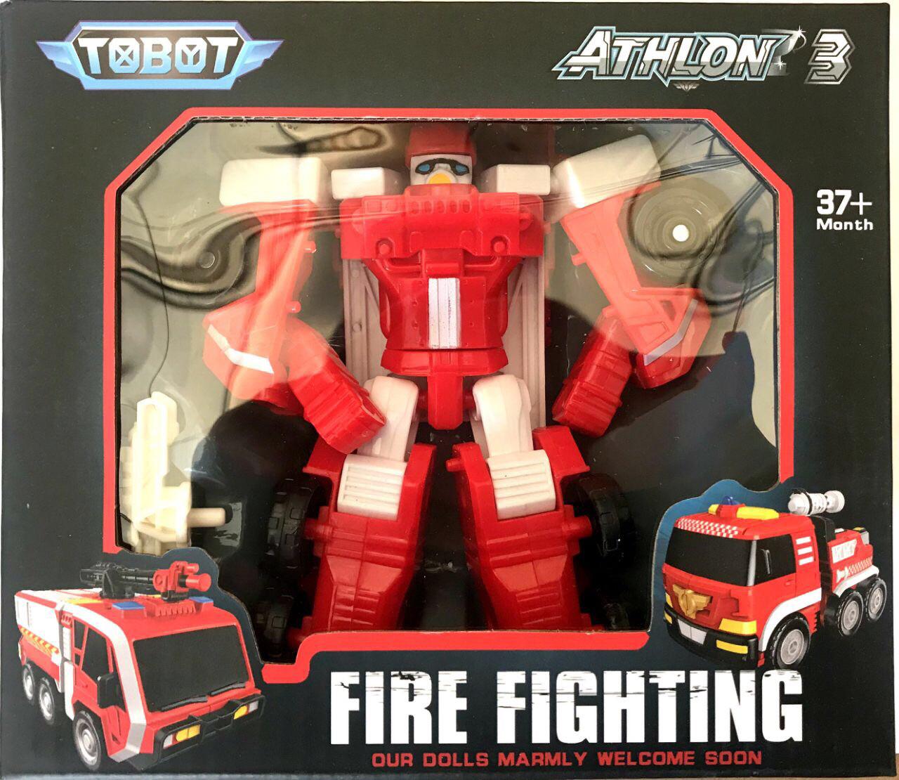 Робот - трансформер TOBOT 3 серия