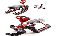 Детские санки STIGA SNOWRACER ULTIMATE PRO STATIONS